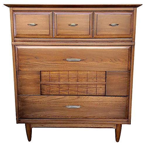 Mid-Century Modern Dresser by LA Period