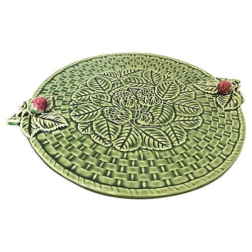 Portuguese Hand-Made Serving Platter