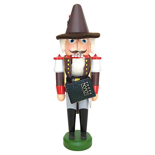 German Mountain Man Nutcracker