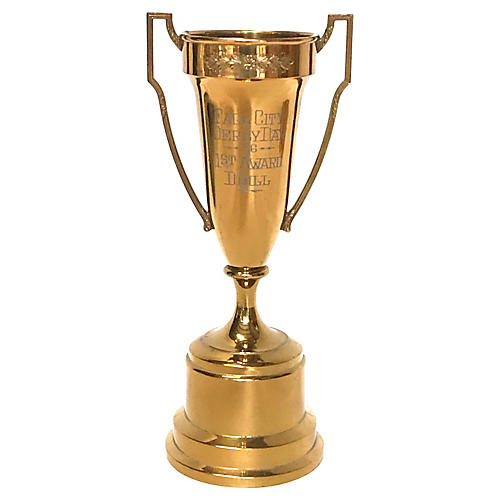 1956 First Place Derby Loving Cup