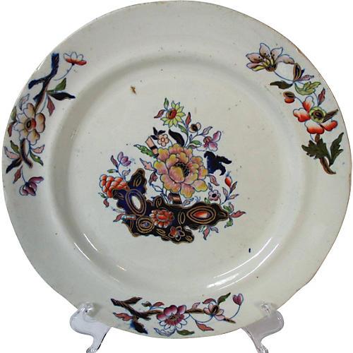 C. 1805 English Plates, S/4