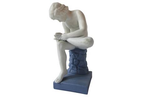 Schafer Vater Youth Figurine