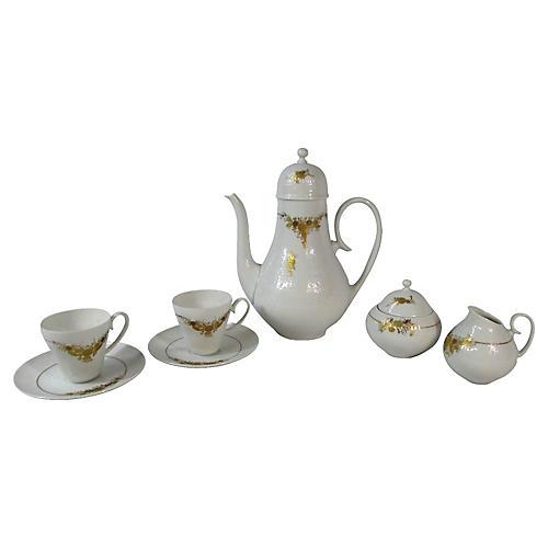 Rosenthal Studio Line Tea Set, 7-Pcs