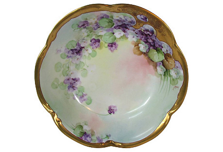 Hand-Painted Bowl by Pickard