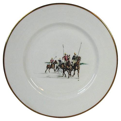 Ralph Lauren Polo Plate