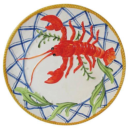 Fitz & Floyd Lobster Serving Platter
