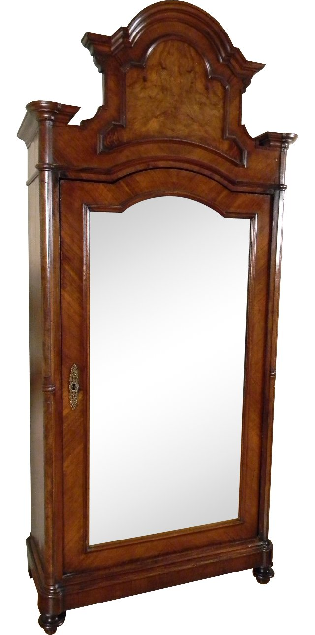 Early-20th-C.  Armoire