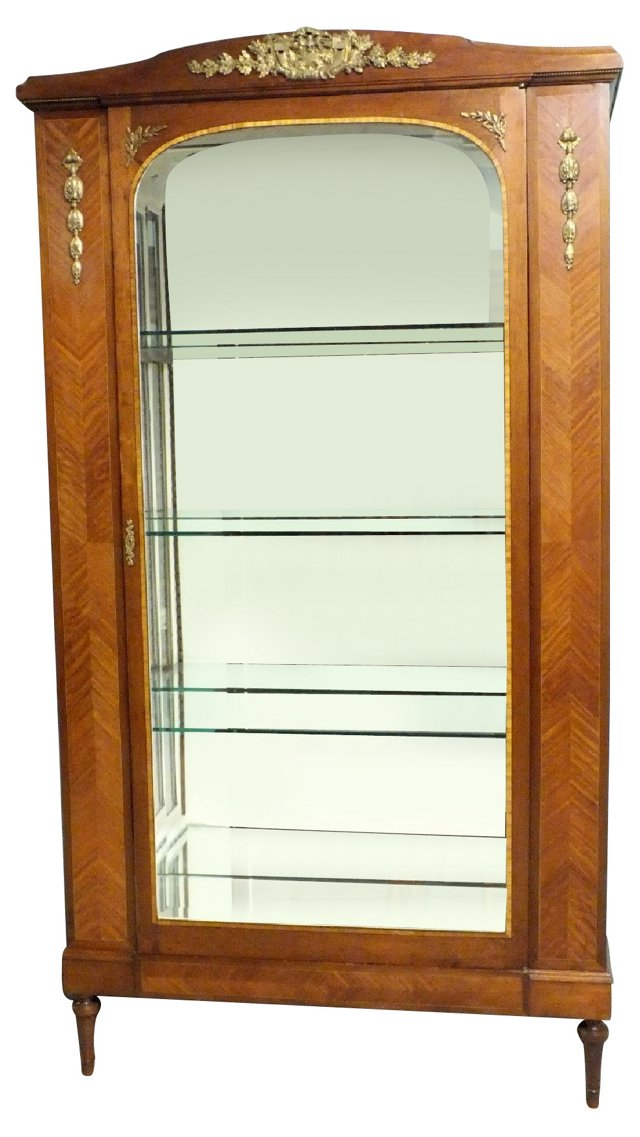 French  Display Case