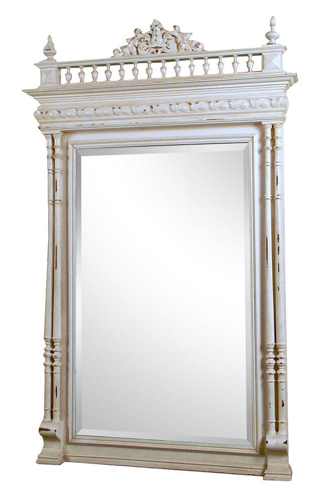 1900s Henry II-Style Mirror