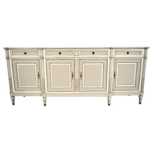1950s French Louis XVI-Style Buffet
