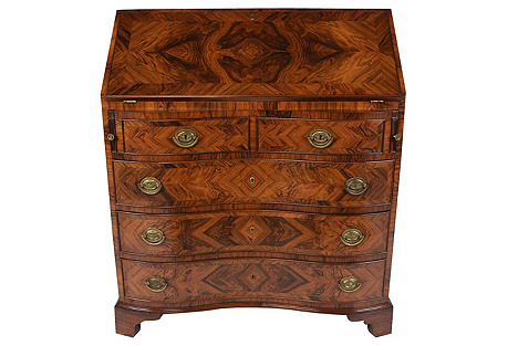 English Regency-Style Secretaire