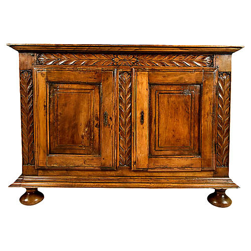 Provincial-style Sideboard