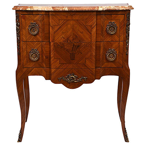 French Louis XVI-Style Commode, C.1900
