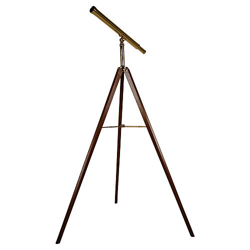 Van Cort Instrument Makers Telescope
