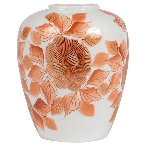 Small Japanese Porcelain Vase