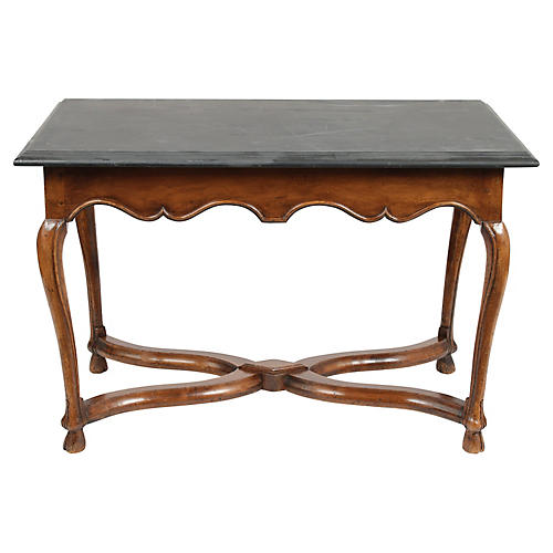 Antique French Provincial Parlor Table