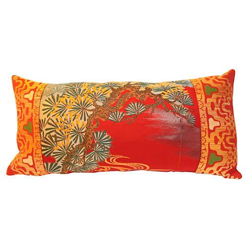 Sunrise Obi Pillow