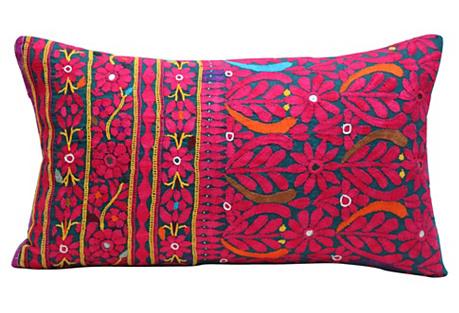 Rabari Pillow