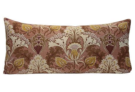 Antique Art Nouveau Pillow
