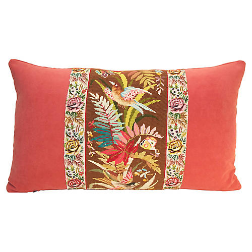 Antique French Pillow