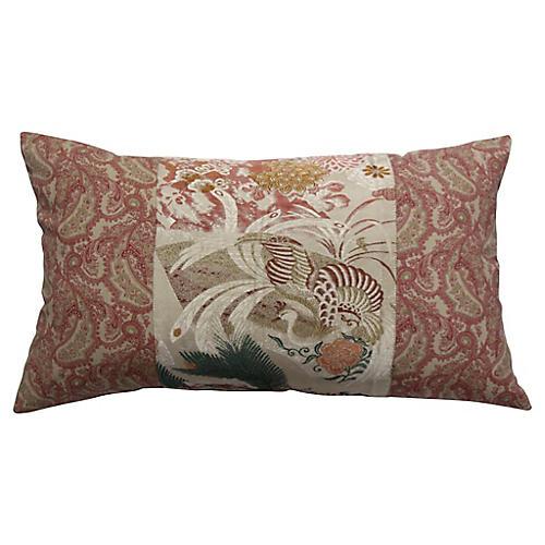 Paisley & Obi Pillow
