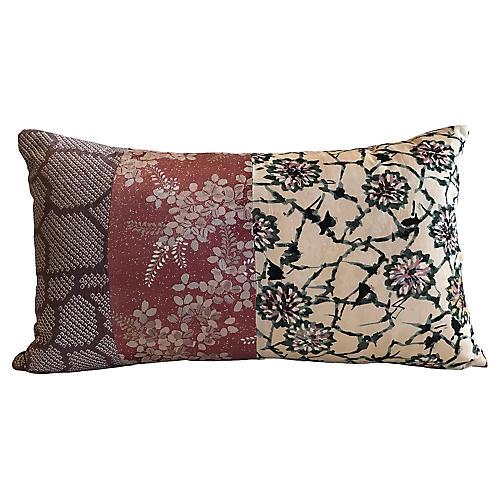 Three-Kimono Pillow