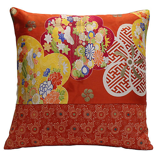Sunrise Pillow