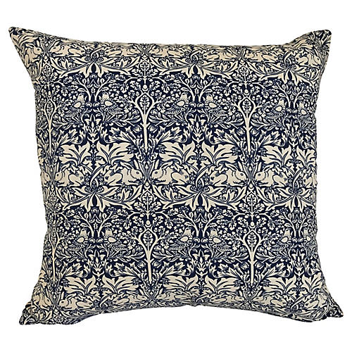 Rabbit Repeat Pillow