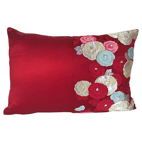Rose Obi Pillow