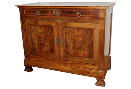 French Louis Philippe-Style Sideboard