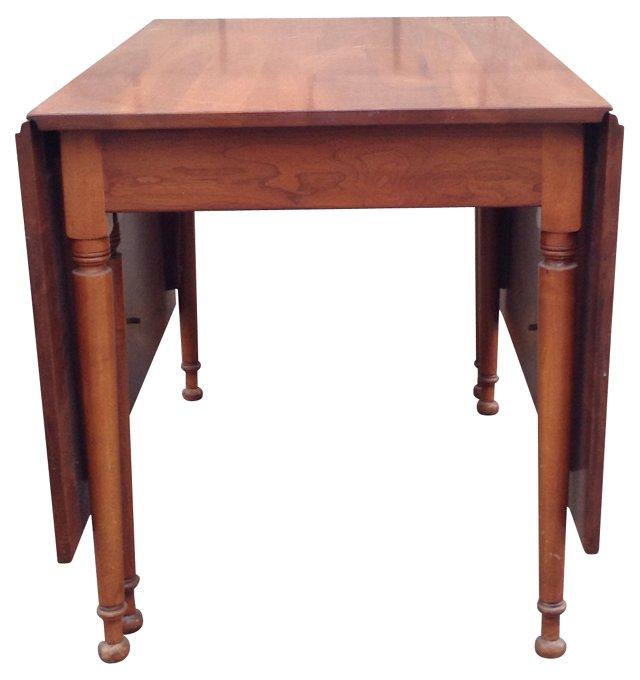 Stickley Drop-Leaf Table