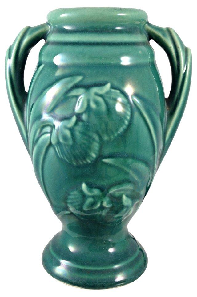 Handled Floral Vase