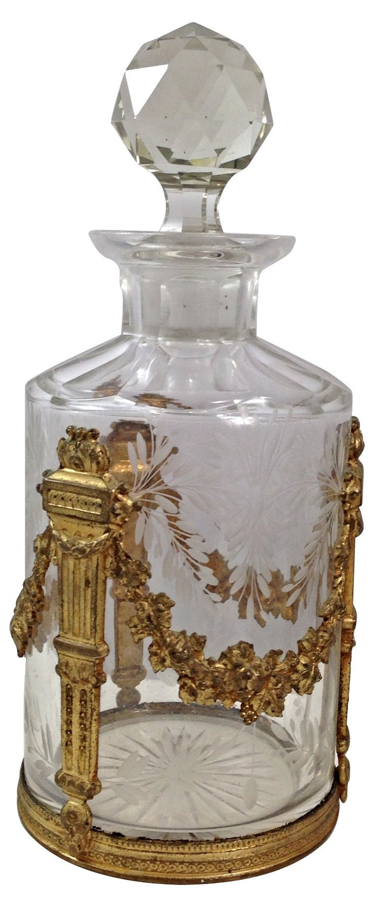 French Perfume Bottle