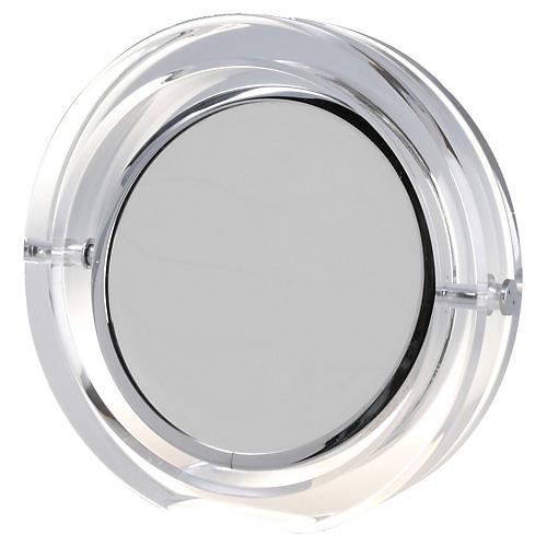 Vanity Lucite Makeup Mirror