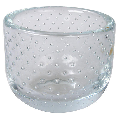 Signed Sweden Controlled Bubbles Bowl