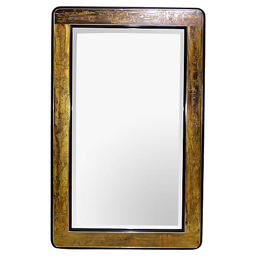 Mastercraft Beveled Mirror