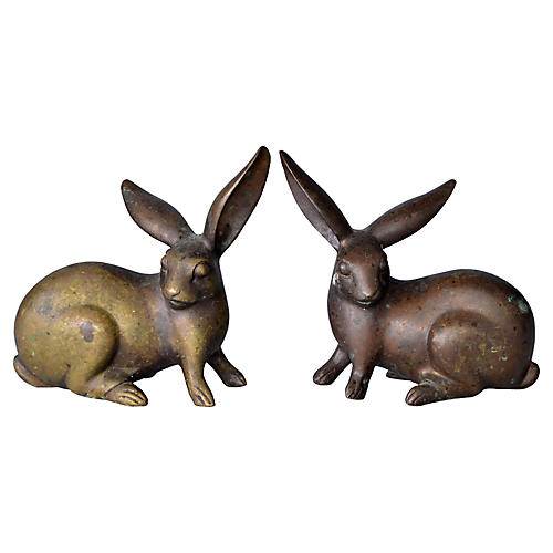 Bronze Rabbits, S/2