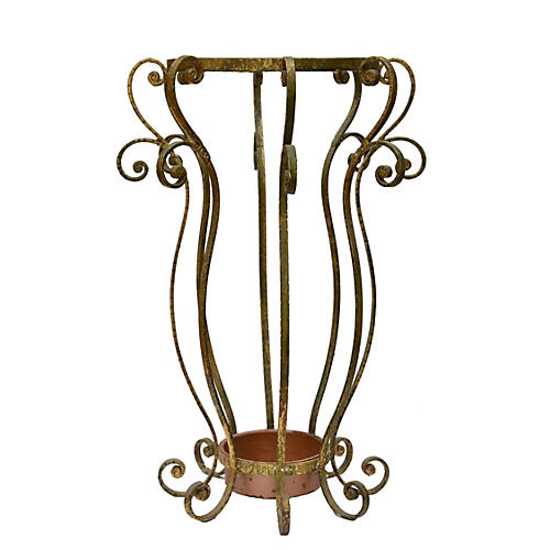Pier Luigi Colli Style Umbrella Stand