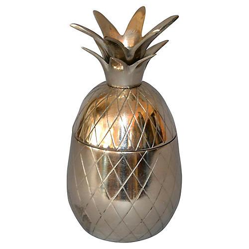 Pineapple Lidded Cup