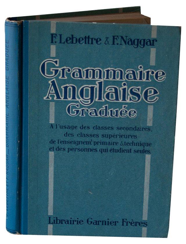 Grammaire Anglaise Granduée