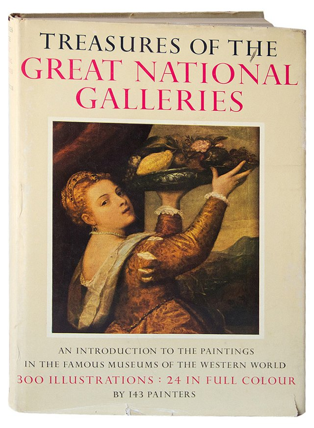 Treasures of the National Galleries