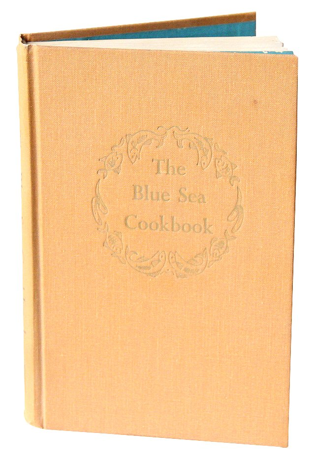 The Blue Sea Cookbook