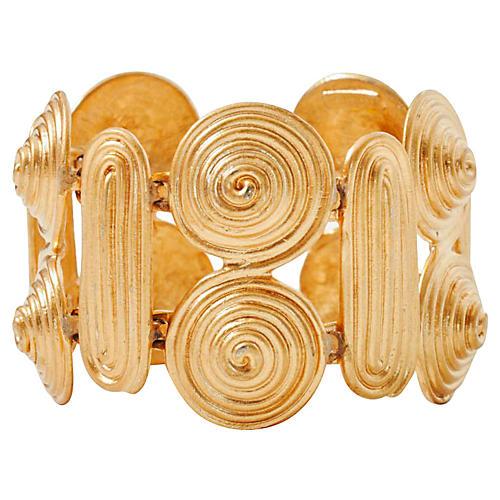 Dauplaise Coil Bracelet
