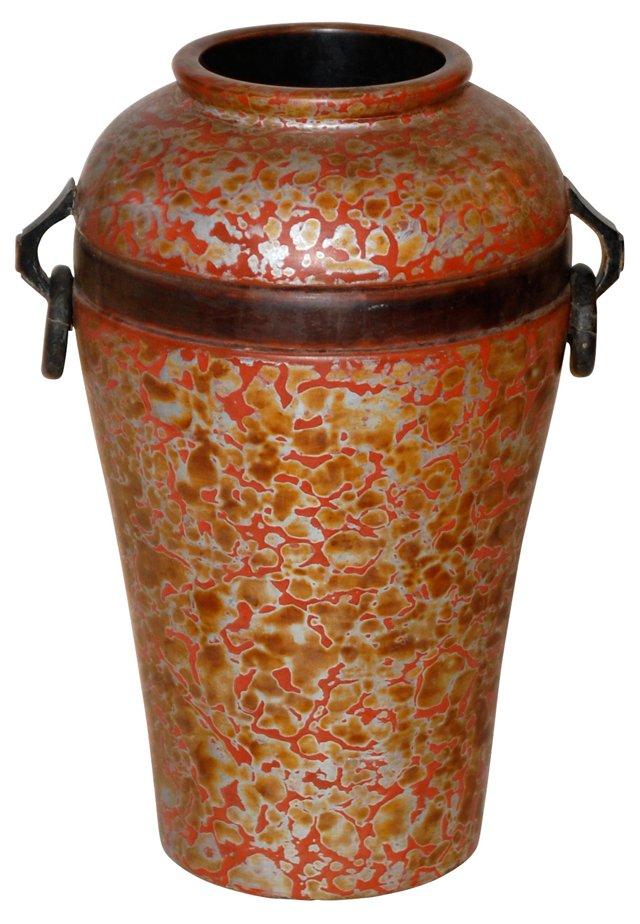Wakasa Nuri Lacquer Vase