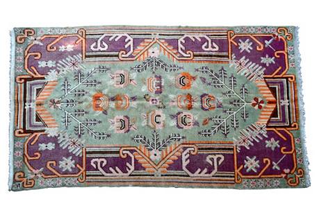Early-20th-C. Samarkand, 8'9