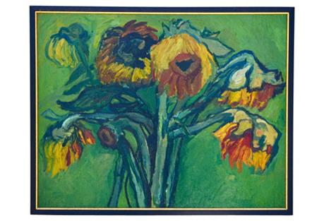 Sunflowers by Arnold Schifrin