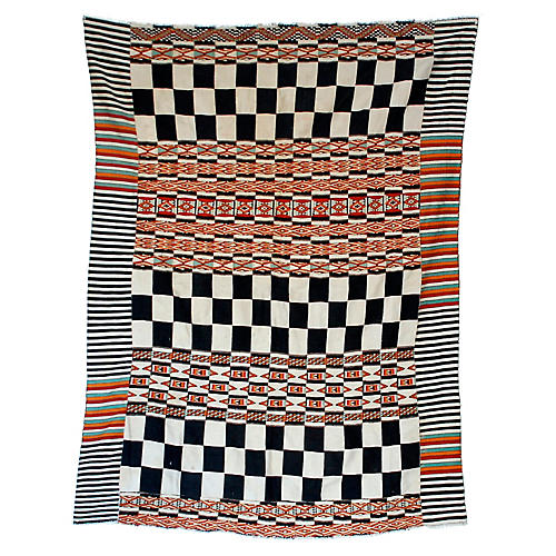 African Arkila Kerka Tribal Textile