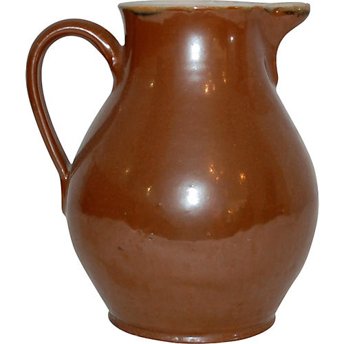 19th century American Pitcher