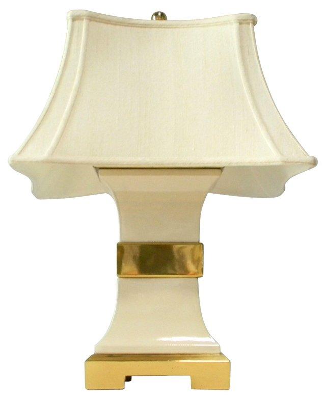 Chapman Asian-Modern Lamp