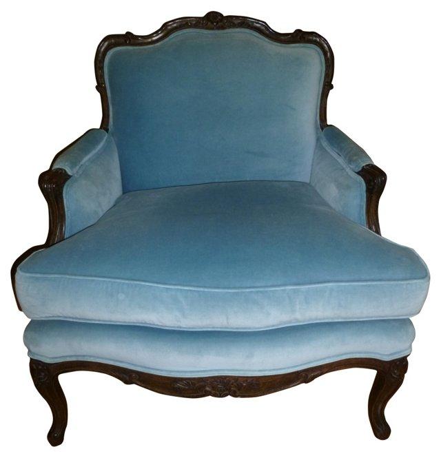 Blue Velvet   Bergère